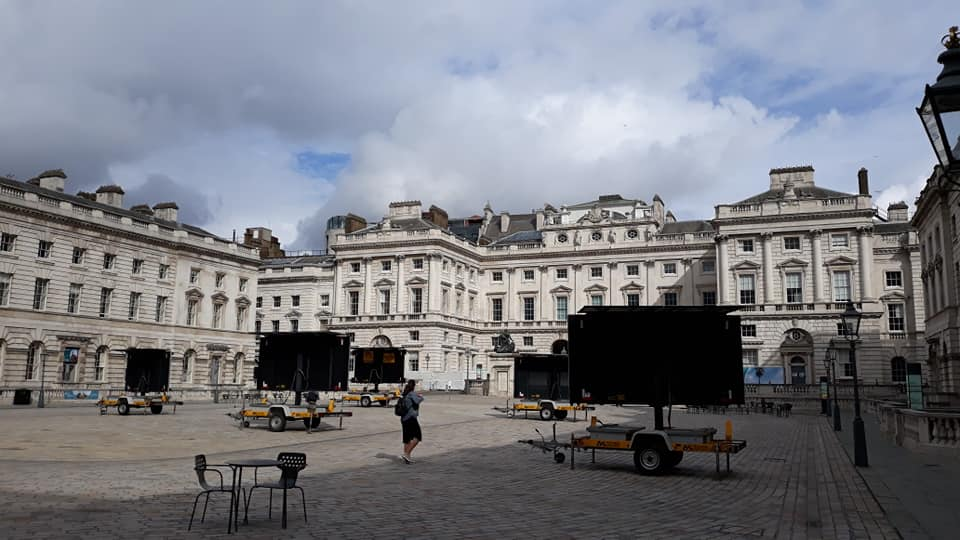 Had a lovely day in London...visiting th...